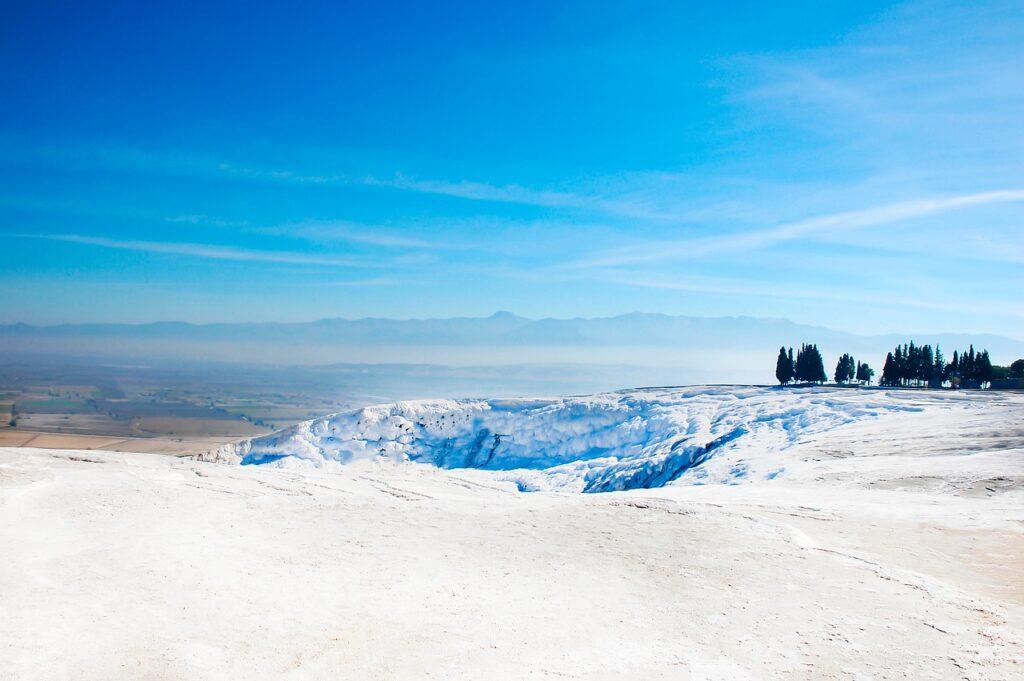 A Miracle Of Nature Hierapolis  - IgorShubin / Pixabay