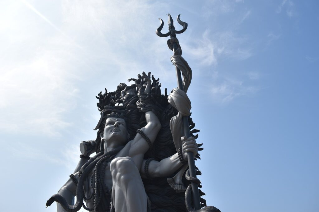 Aazhimala Siva Temple Shiva Statue  - ankit_dandhare / Pixabay