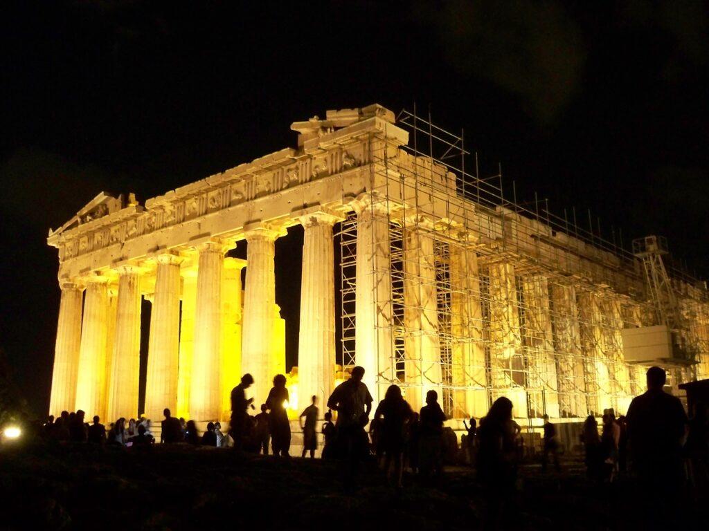 Acropolis Greece Athens  - user1111neo / Pixabay
