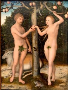 Adam And Eve Genesis Painting  - dozemode / Pixabay