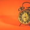 Alarm Clock Vintage Orange Clock  - BrunoDRV / Pixabay