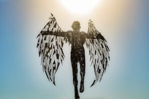 Angel Statue Sculpture Wings  - dimitrisvetsikas1969 / Pixabay