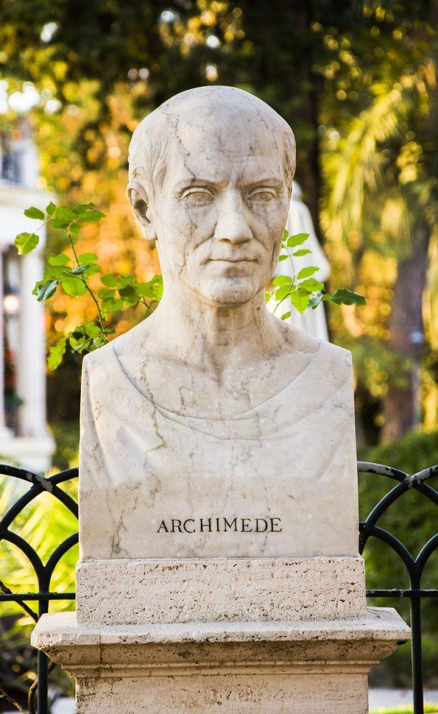 Archimedes Rome Italy Europe  - www-erzetich-com / Pixabay