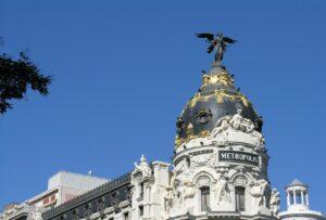 Architecture Sculpture Spain Madrid  - KLAU2018 / Pixabay