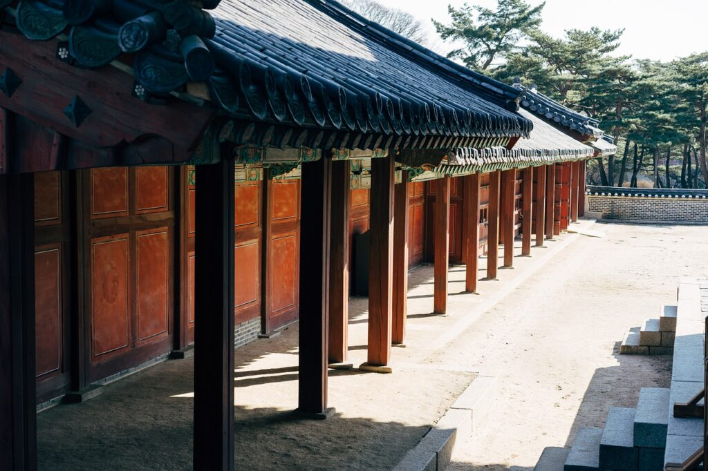 Asia South Korea Korea Pagoda  - viarami / Pixabay