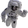 Astronaut Space Sci Fi Nasa  - PhoenixRisingStock / Pixabay