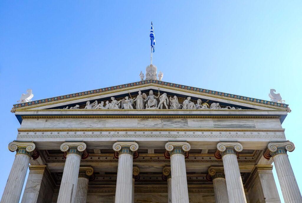 Athens Greece University Academy  - LNLNLN / Pixabay