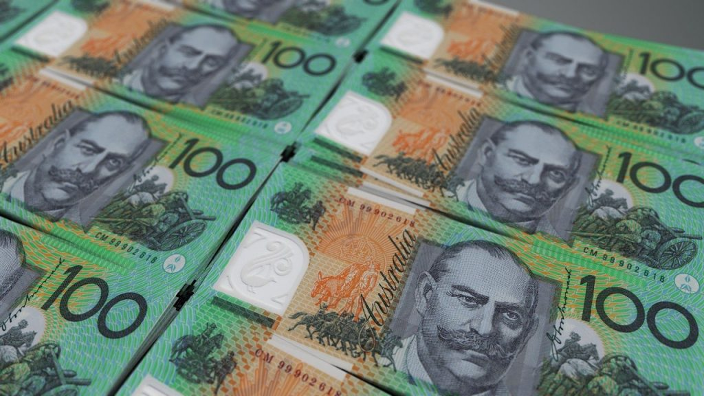 Australian Dollar Money Currency  - QuinceCreative / Pixabay