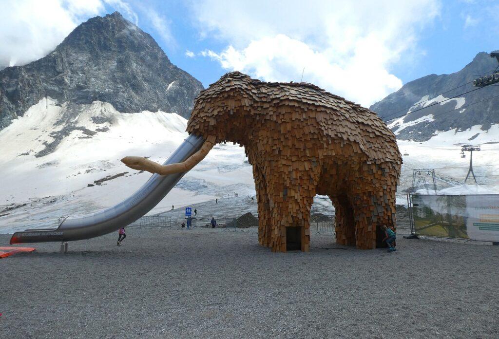 Austria Glacier Mammoth  - Elsemargriet / Pixabay