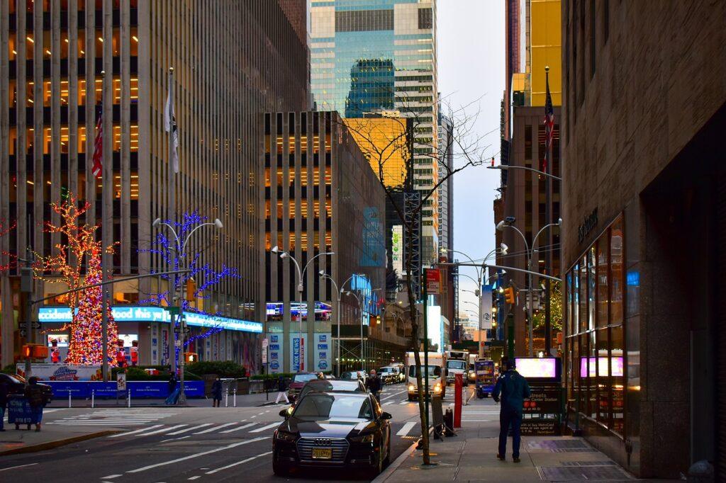 Avenue Street Ny Nyc New York  - marekr / Pixabay