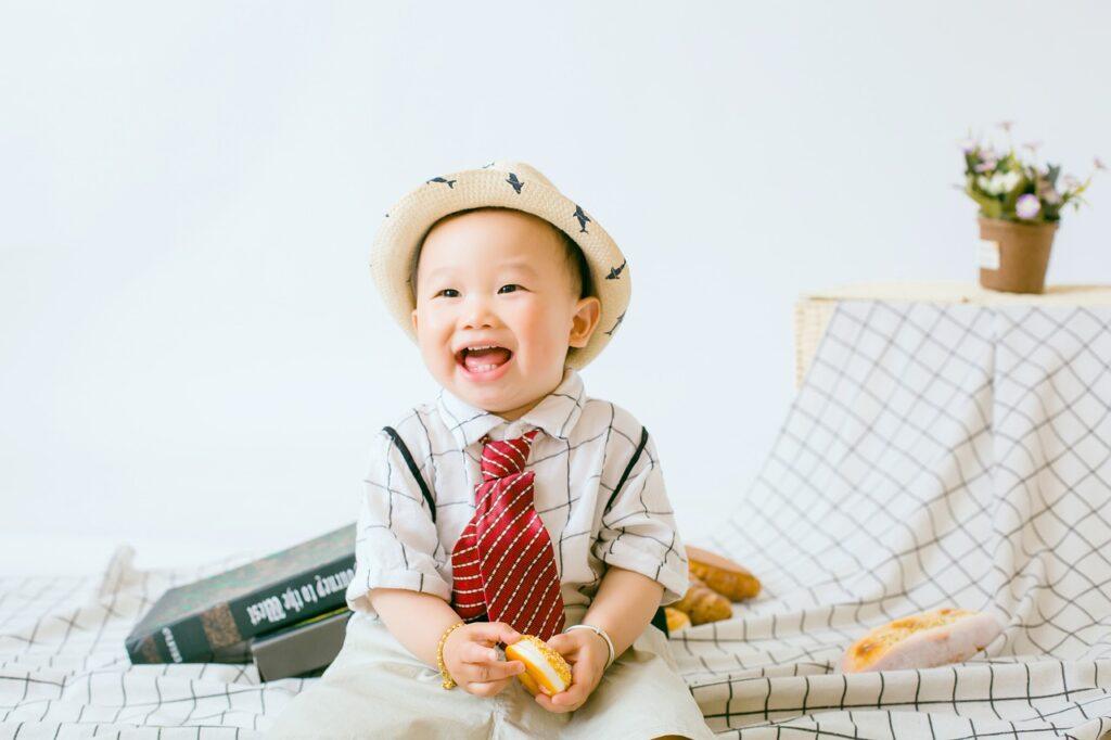 Baby Boy Asian Asian Boy Baby Boy  - 叶BOY / Pixabay