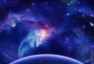 Background Space Cosmos Galaxy  - Darkmoon_Art / Pixabay