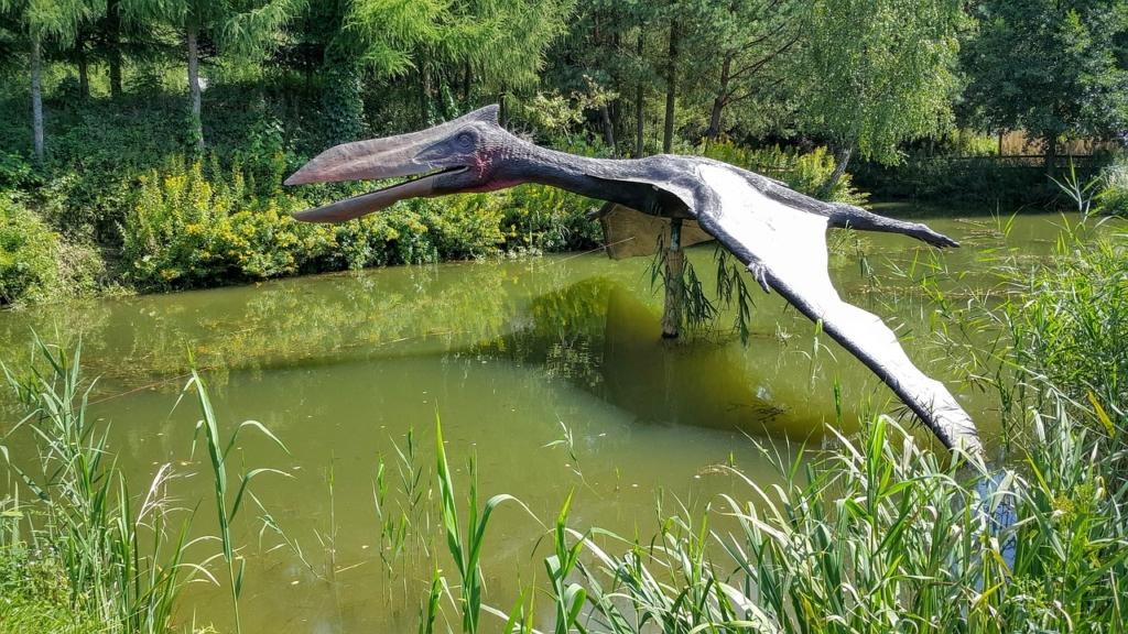 Balts Jurassic Park Pterosaur  - Demko / Pixabay