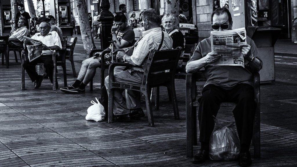 Barcelona Human Relaxation Reading  - MICHOFF / Pixabay