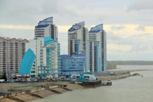 Barnaul City River Skyline  - oraswet / Pixabay