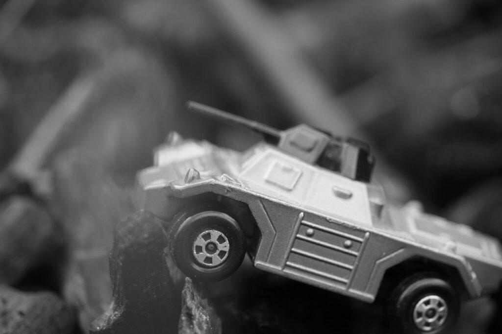 Battle Panzer War Explosion  - Joa70 / Pixabay