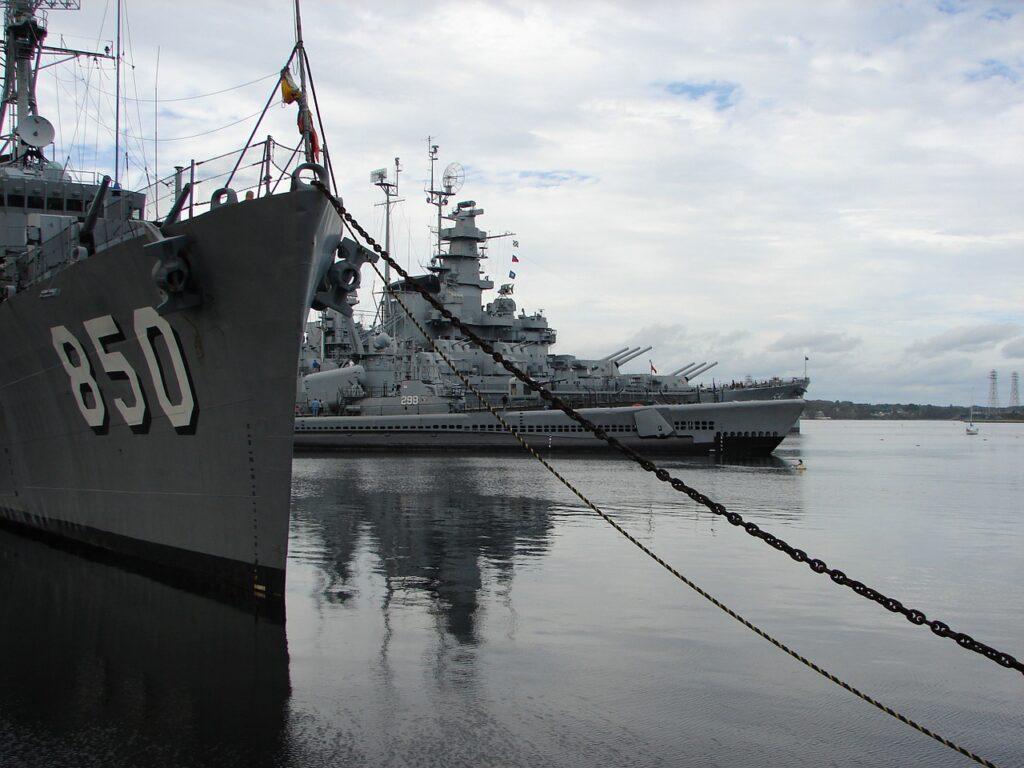 Battleship Cove Fall River  - JavaGypsie / Pixabay