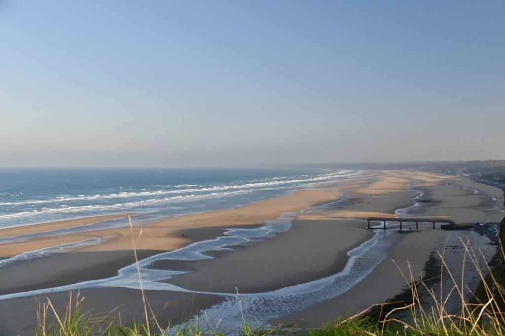 Beach Coast Sea Horizon Panoramic  - JACLOU-DL / Pixabay