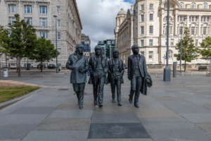 Beatles Statue Liverpool Music  - pauldaley1977 / Pixabay
