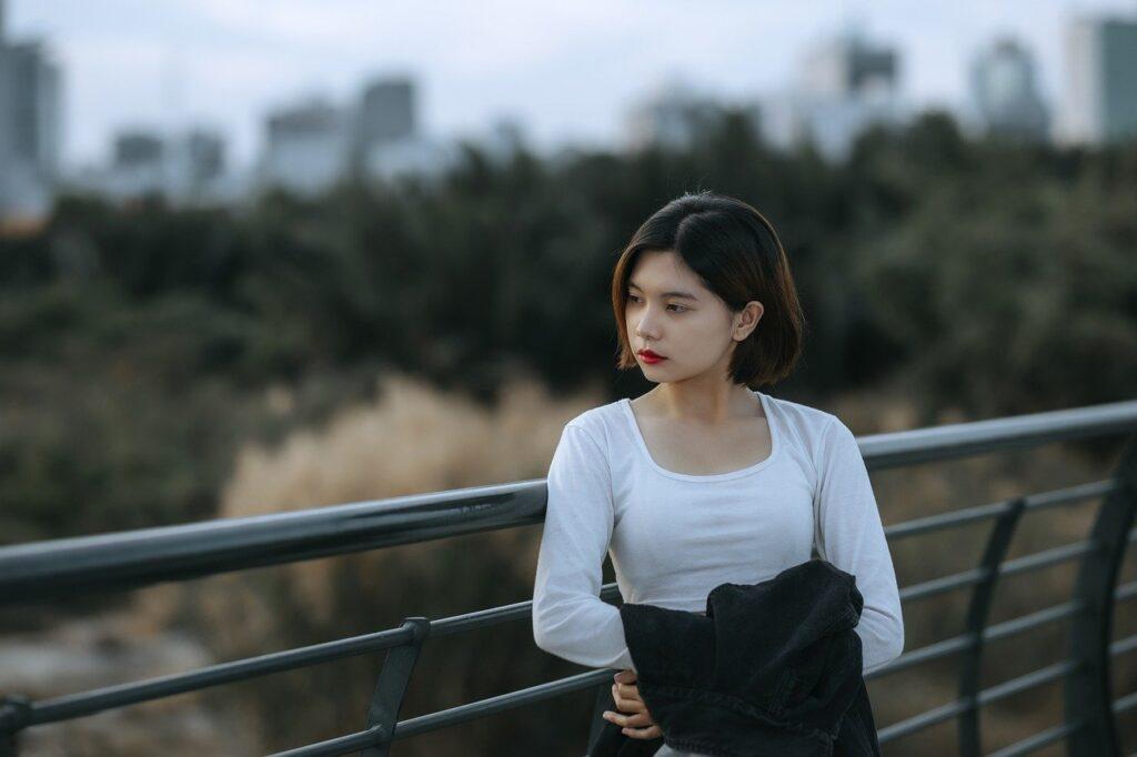 Beautiful Woman Sad Girl Love Sick  - CaiHuuThanh / Pixabay