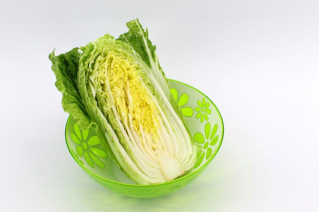 Beijing Cabbage Chinese Cabbage Food  - misskursovie2013 / Pixabay