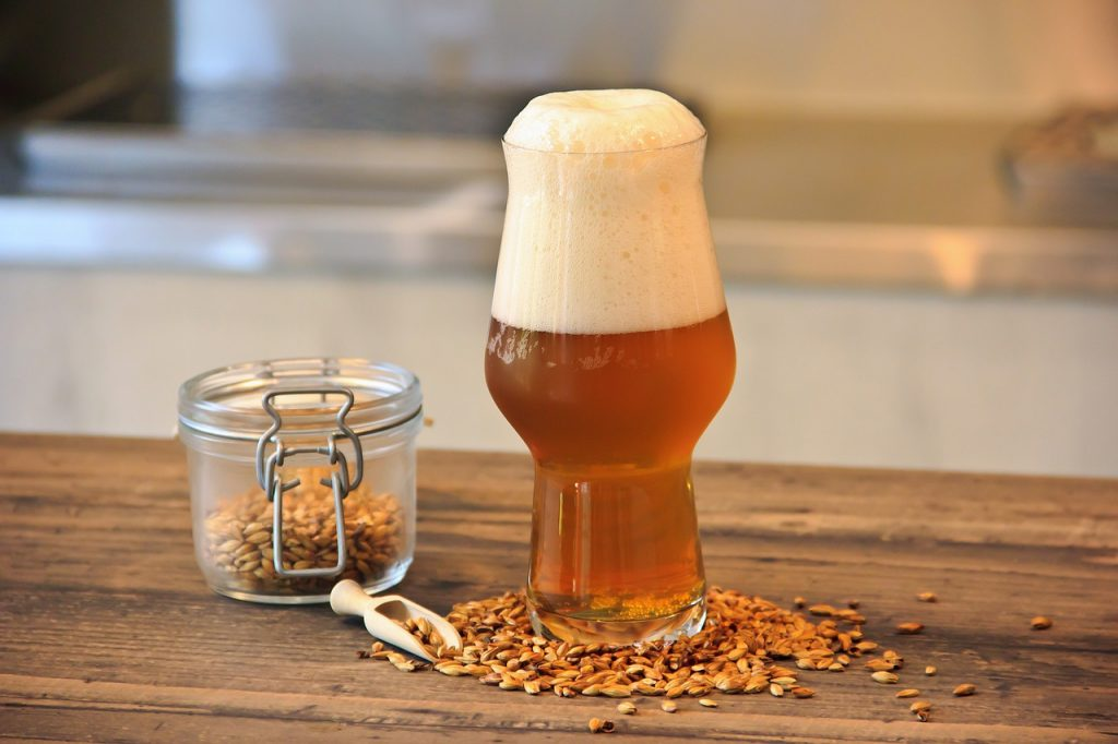 Belgian Beer Wheat On Tap Alcohol  - Devanath / Pixabay