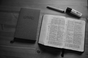 Bible Book Christianity Faith  - patrickts777 / Pixabay