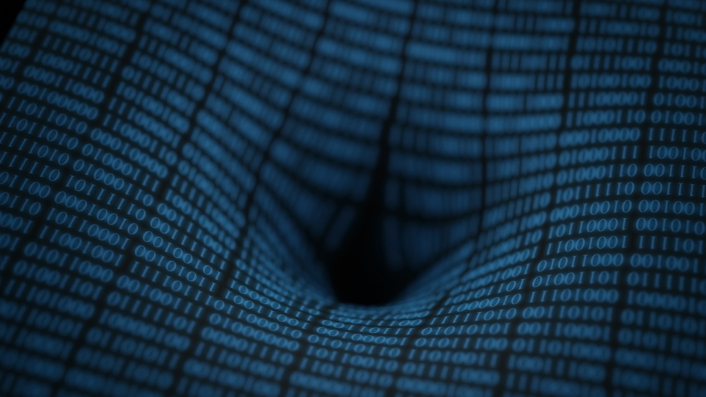 Binary Code Data Transfer Hole  - torstensimon / Pixabay