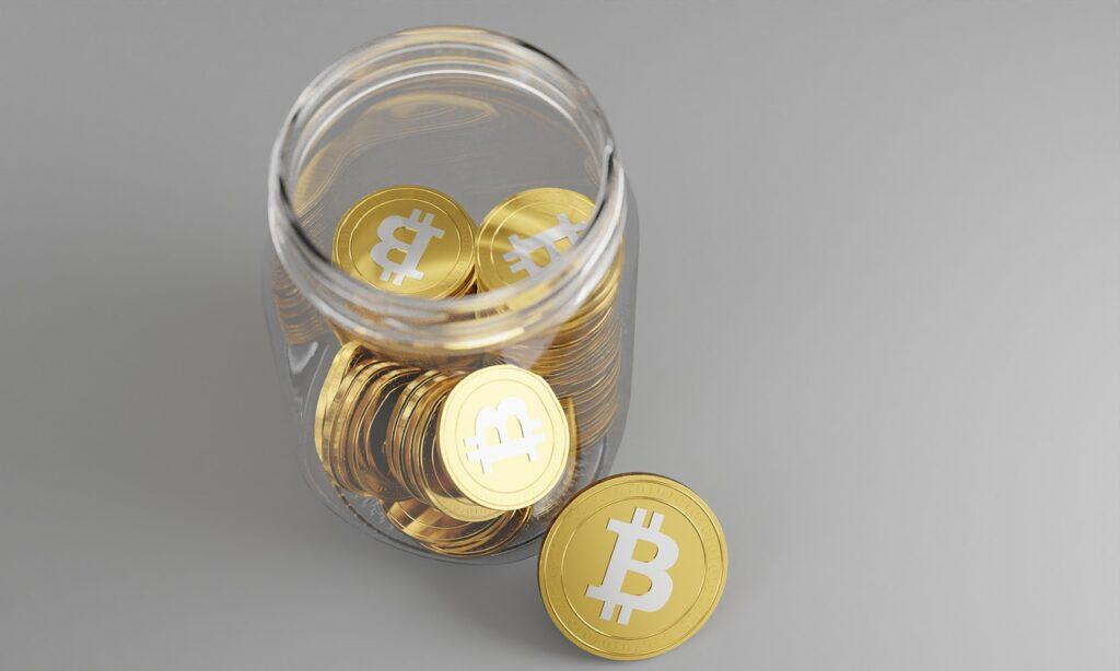 Bitcoin Blockchain Cryptocurrency  - QuinceCreative / Pixabay