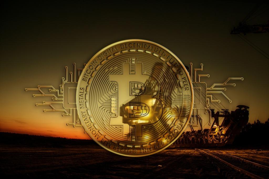 Bitcoin Cryptocurrency Money Coin  - geralt / Pixabay