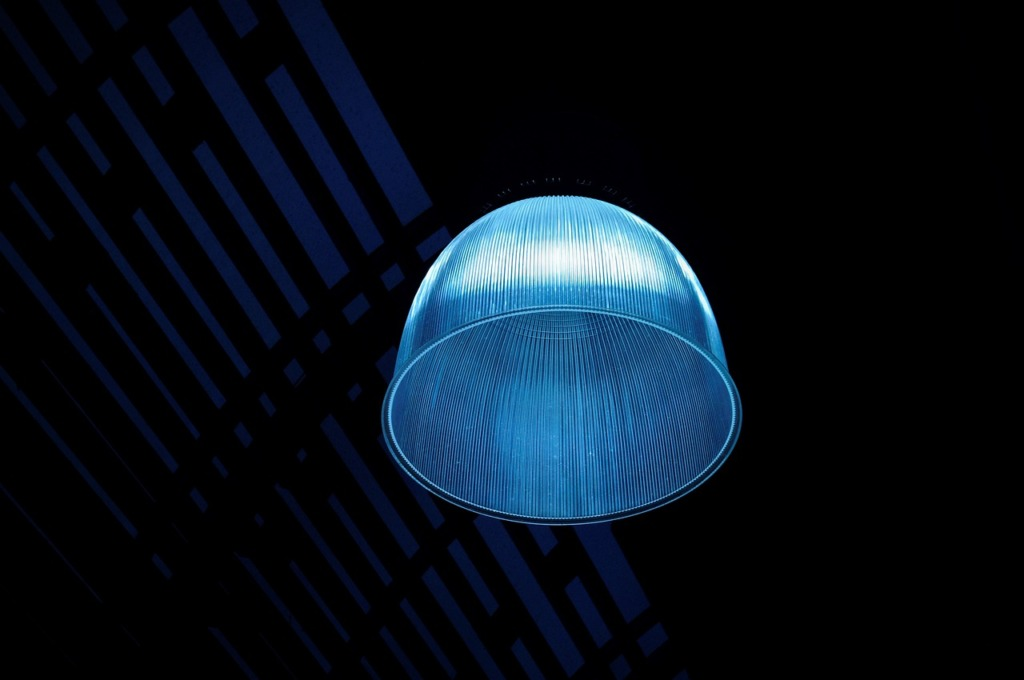 Blue Light Light Fixture Lamp Dark  - Iain5152 / Pixabay