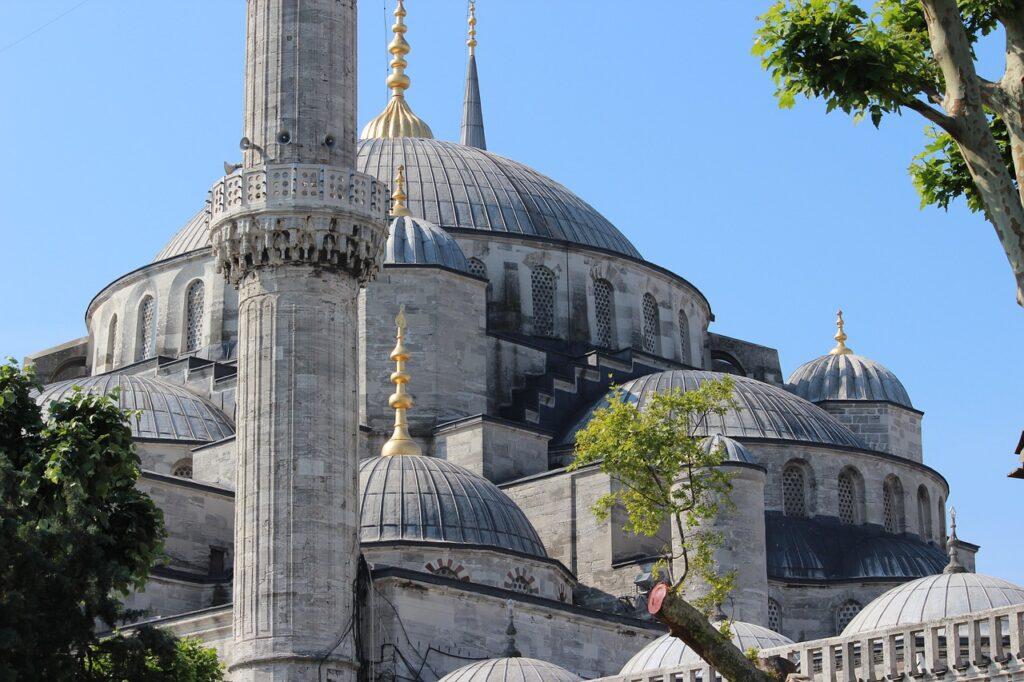 Blue Mosque Mosque Architecture  - dodsaland / Pixabay