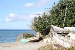 Boat The Beach Sea Okinawa Fishing  - sean0812 / Pixabay