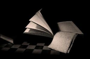 Book Open Black Reference Concept  - PublicDomainPictures / Pixabay