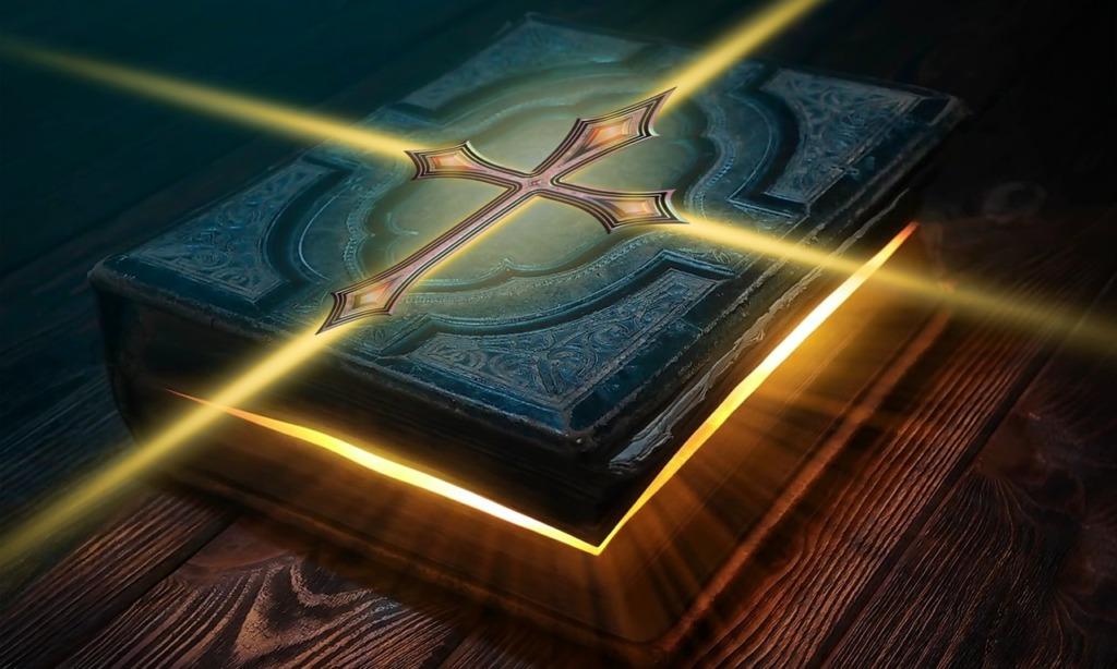 Book Spiritual Holy Bible Wisdom  - ParallelVision / Pixabay