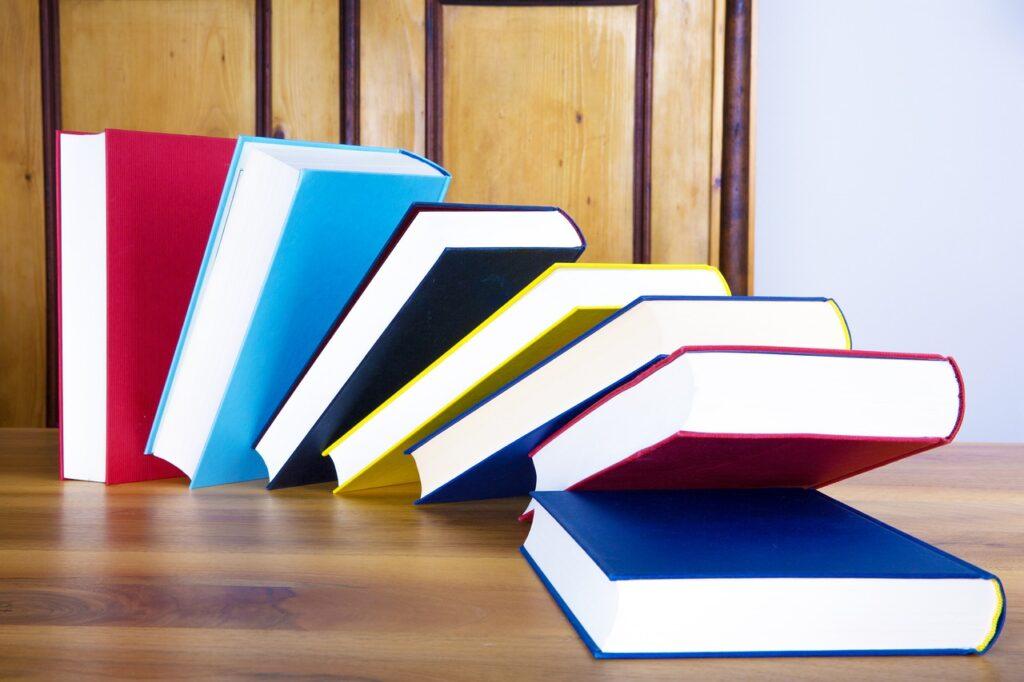 Books Literature Library Knowledge  - Hermann / Pixabay