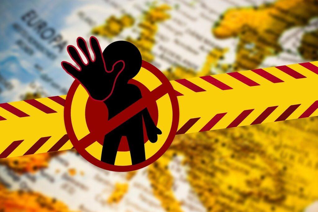 Brexit Stop Ban Prohibited Rules  - geralt / Pixabay
