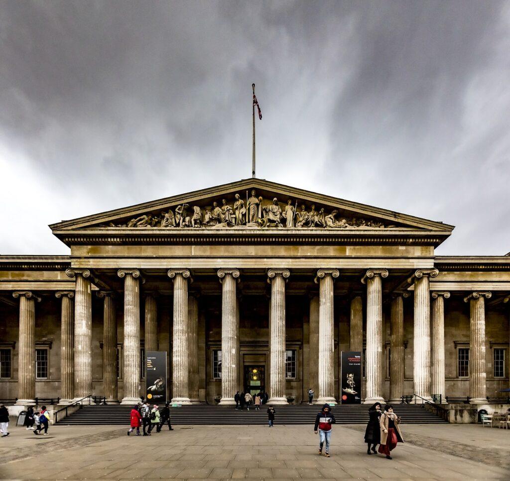 British Museum Museum London Uk  - hulkiokantabak / Pixabay