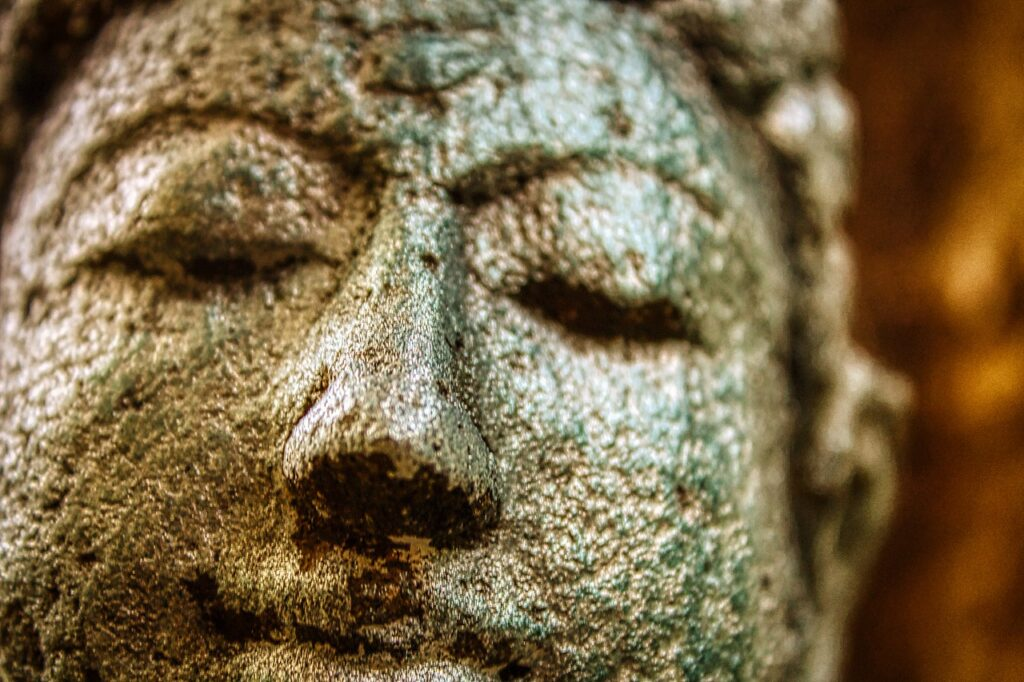 Buddha Art Meditation Buddhism  - PatrizioYoga / Pixabay