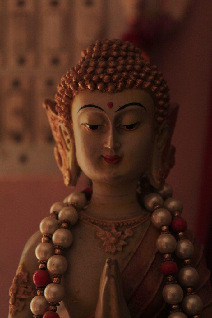 Buddha Figure Symbol Jainism  - vishnuchetanya / Pixabay