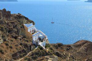 Building Sea Architecture Santorini  - dimim / Pixabay