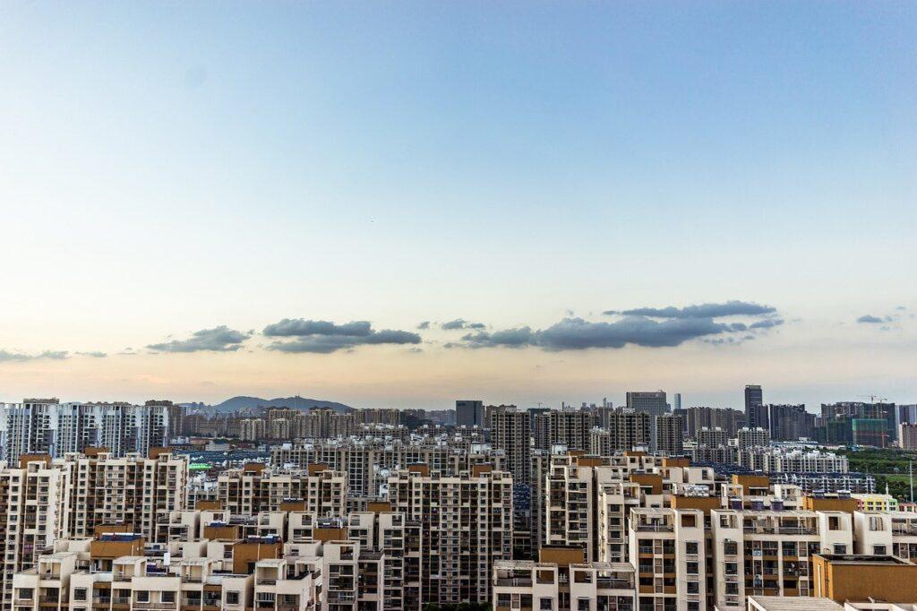 Buildings Skyline Sky Cityscape  - anishikiya / Pixabay