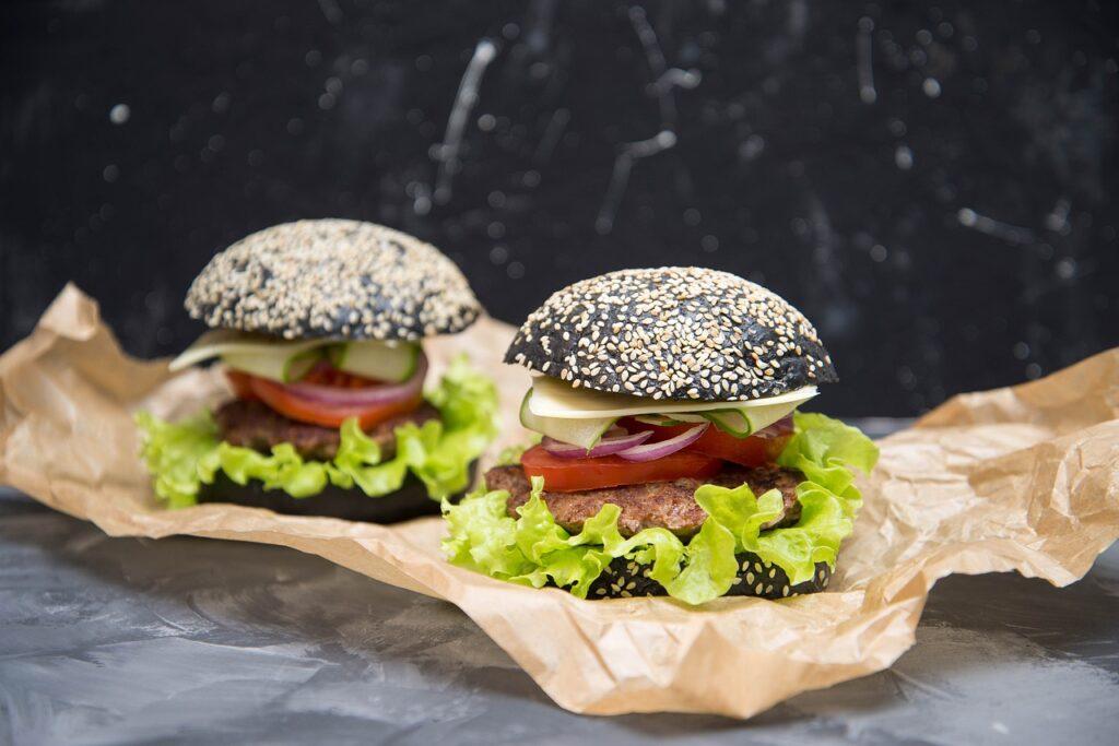 Burger A Sandwich Hamburger  - Иликаева_Динара / Pixabay