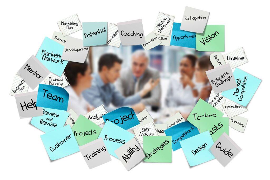 Business Meeting Team Planning  - geralt / Pixabay