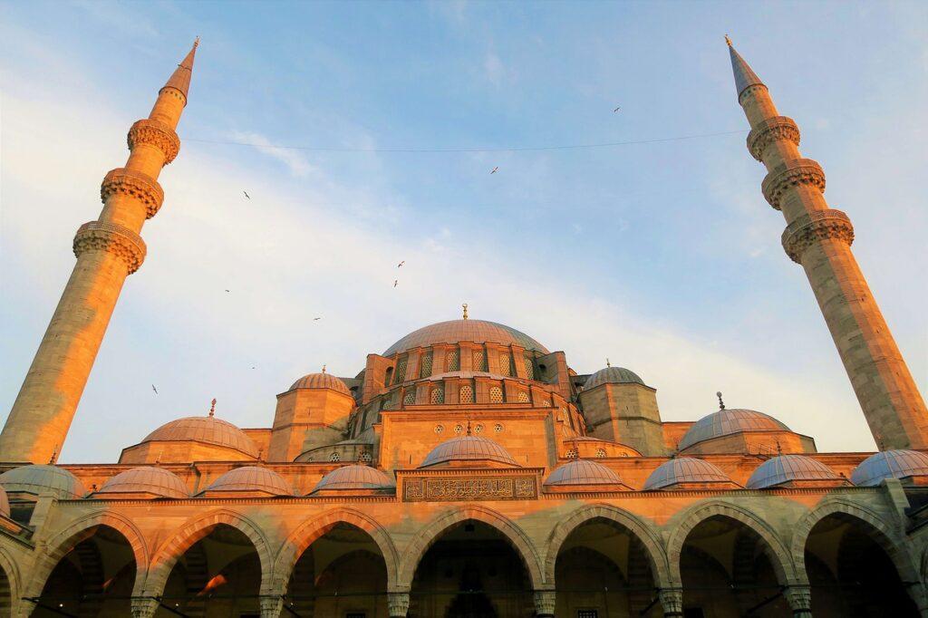 Cami The Minarets Dome Architecture  - Konevi / Pixabay