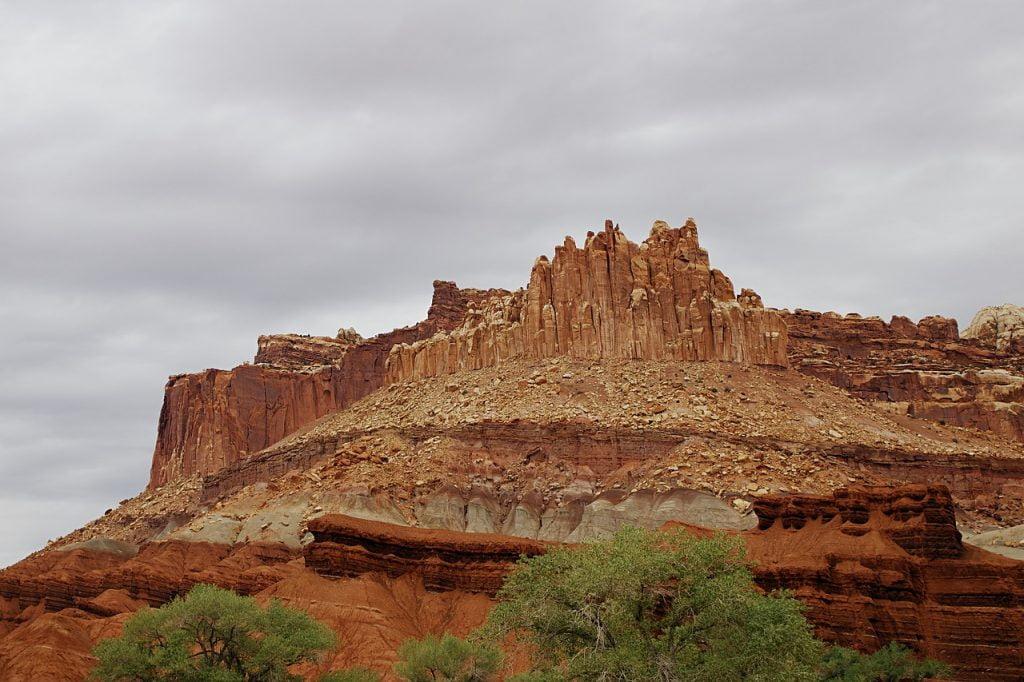Capital Reef Arch Utah Ut  - picsbyjameslee / Pixabay