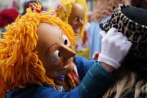 Carnival Costume Mask Fasnet Panel  - mediazeit / Pixabay