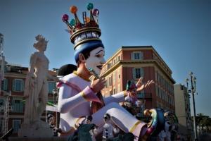 Carnival Nice Carnival Nice King  - benibeny / Pixabay