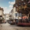 Carousel Old Town Urban Dijon  - Tama66 / Pixabay