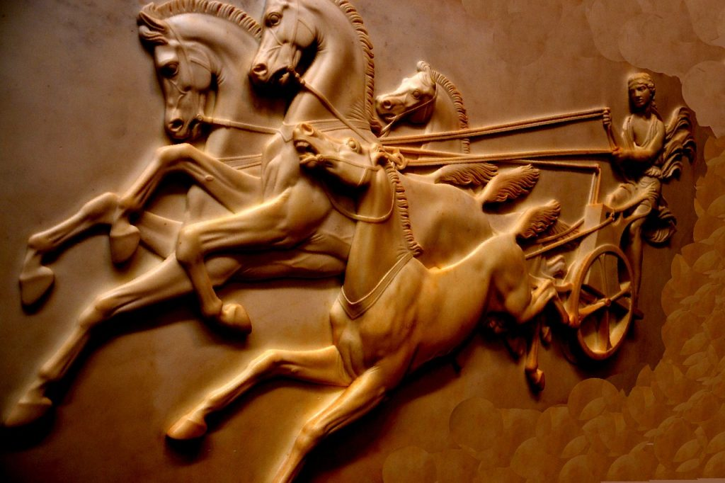 Chariot Horses Carriage Whip  - terimakasih0 / Pixabay